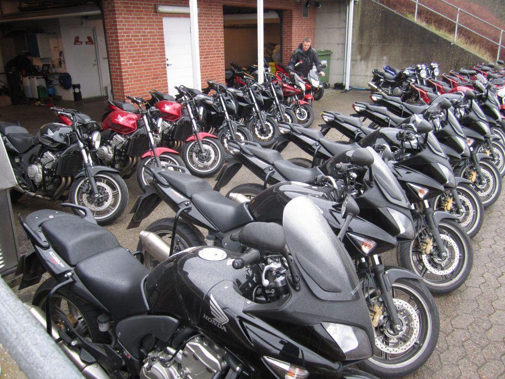 motorcykelkørekort pris århus